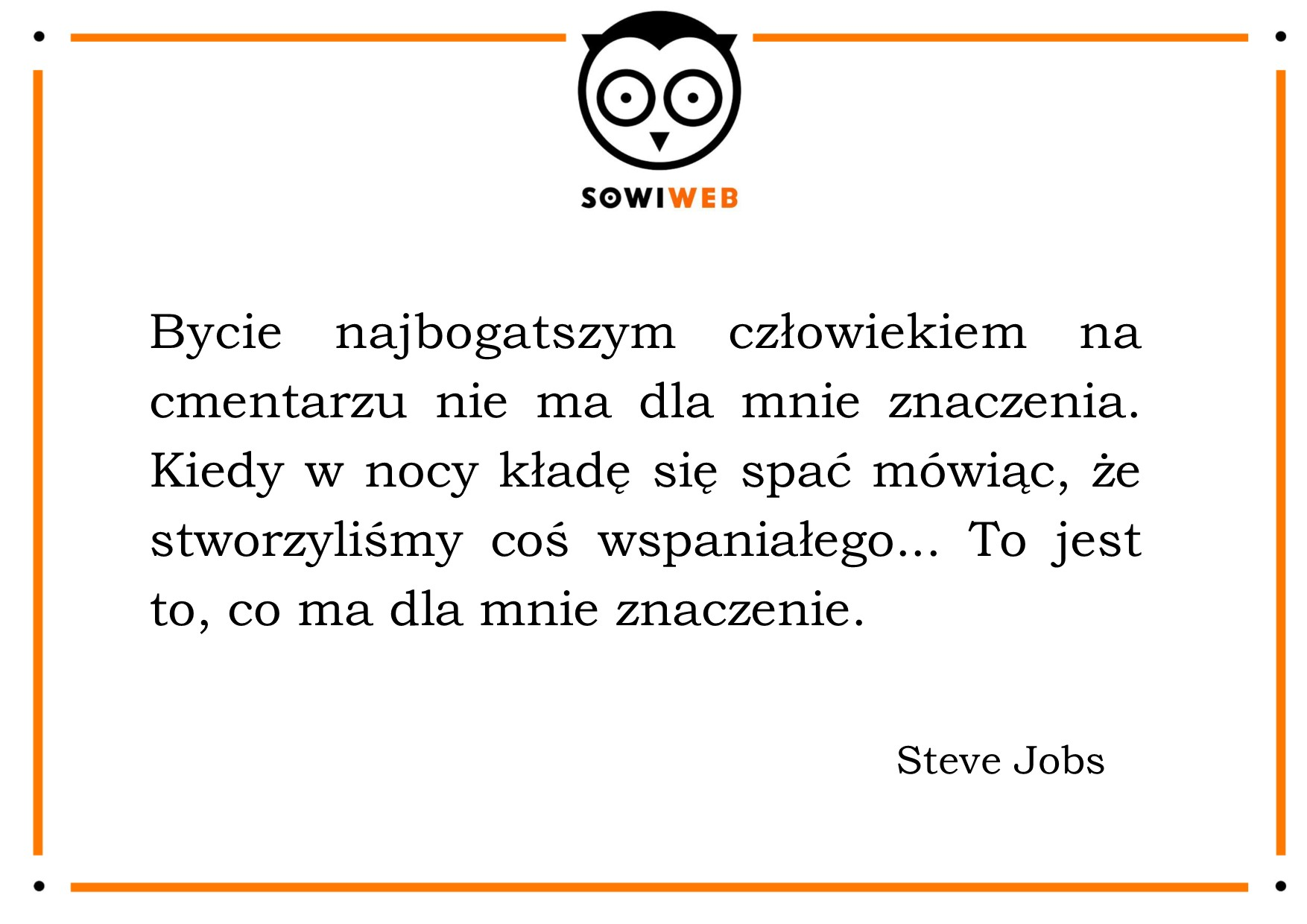 SowiWeb tworzy, inspiruje, pomaga...