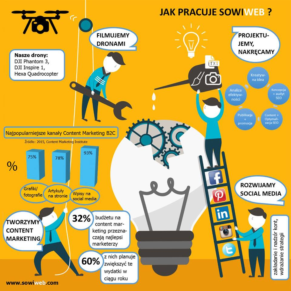 Infografika siłą marketingu_SowiWeb
