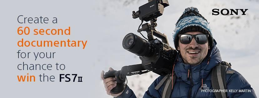Konkurs filmów dokumentalnych Sony