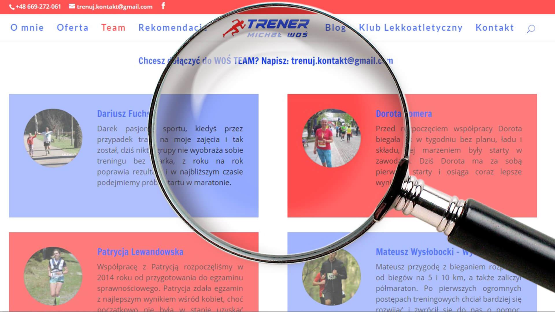 Trener biegania, trener osobisty - Kłodzko i okolice