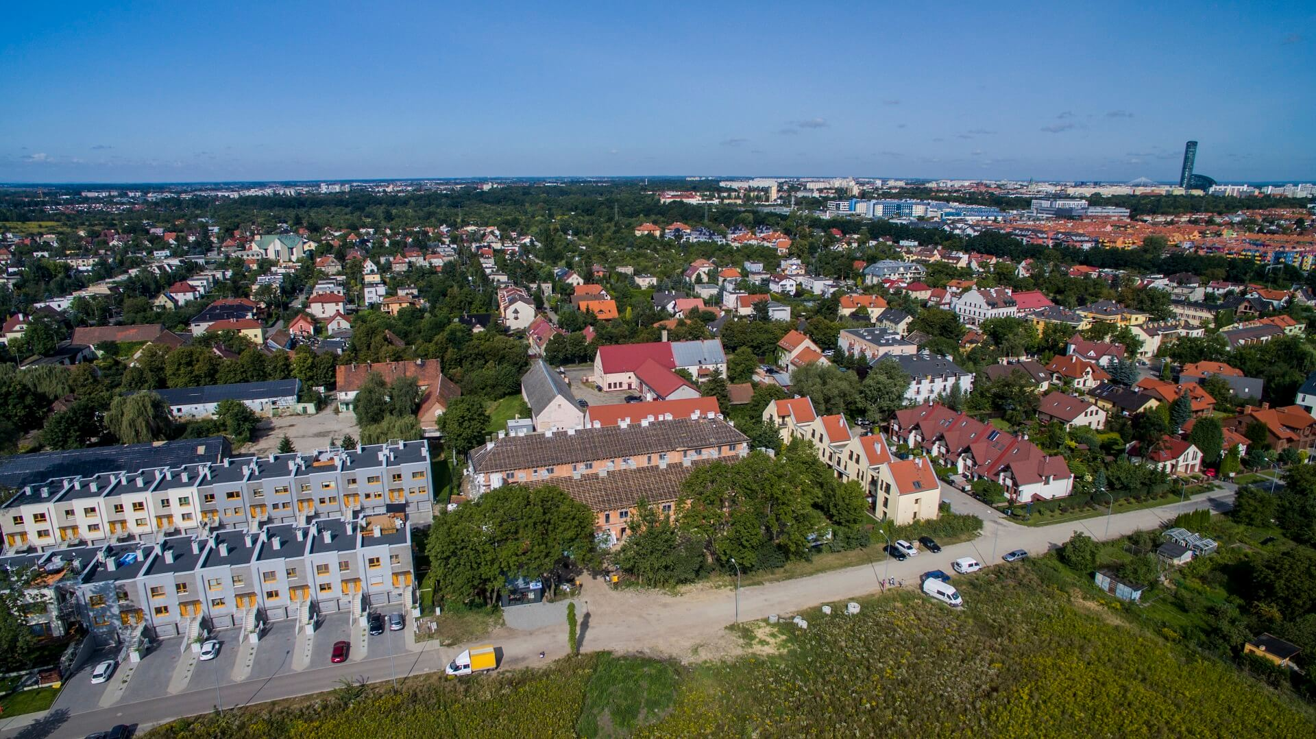 Osiedle Granitowe we Wrocławiu