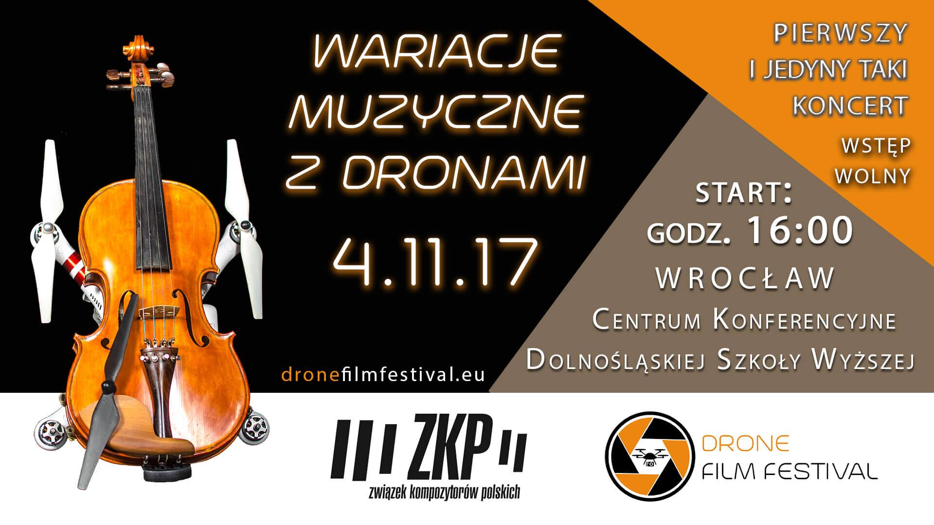 Drone Film Festival Wrocław 2017