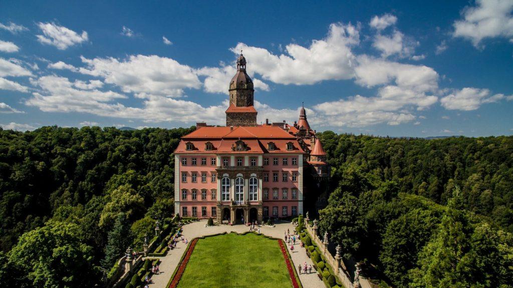 Wałbrzych_Zamek Książ